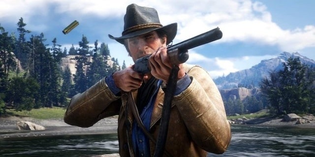Red Dead Redemption 2 Player Shows How to Kill Half of Van Horn With One Bullet – Comicbook.com