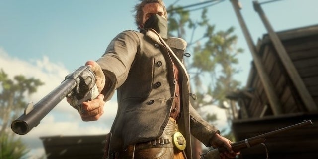 Red Dead Redemption 2 Player Finds The Perfect Place To Dump A Body