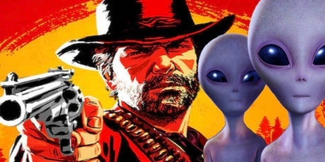 Rumor: Red Dead Redemption 2 Story DLC Releasing Next Year, Features Aliens