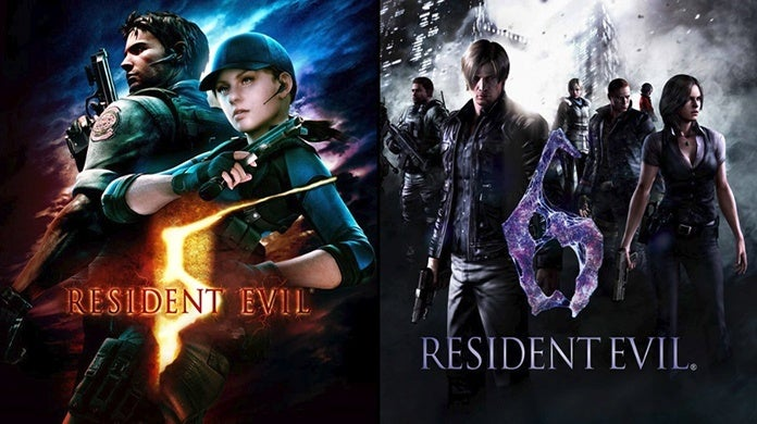 Resident Evil 5 and 6 Nintendo Switch Release Date