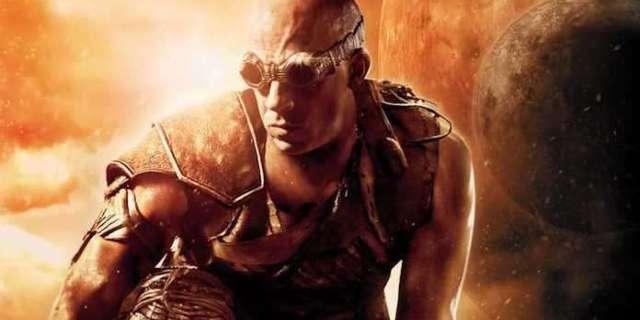 Vin Diesel Reveals Riddick 4: Furya Script Is Finished