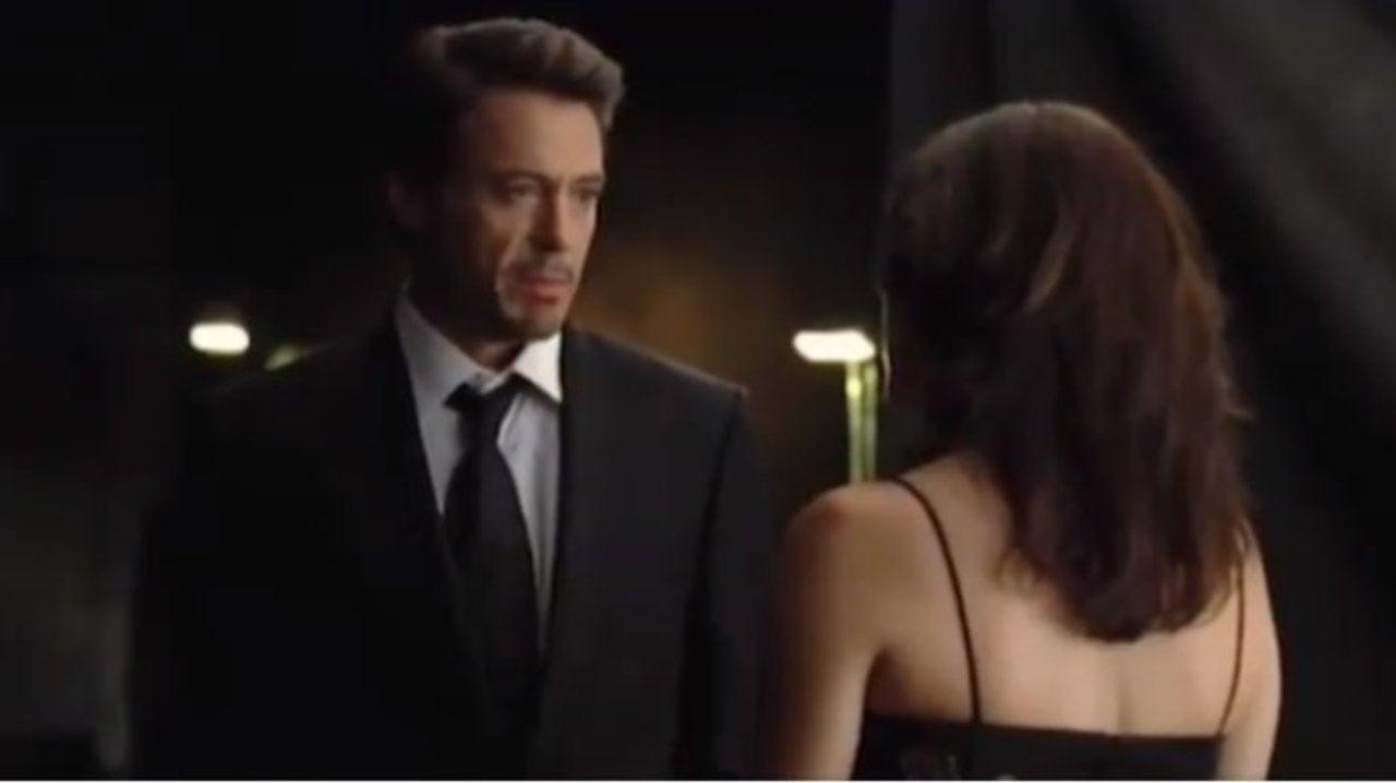 Avengers: Endgame Special Feature Reveals Robert Downey Jr's Original Iron Man Screen Test