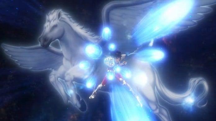 Saint Seiya Knights of the Zodiac Netflix
