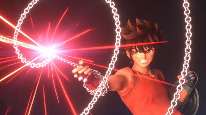 Saint Seiya Knights of the Zodiac Netflix Anime