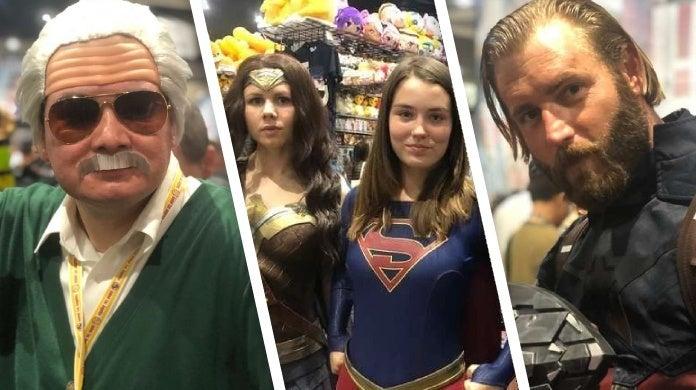 san diego comic con 2019 cosplays