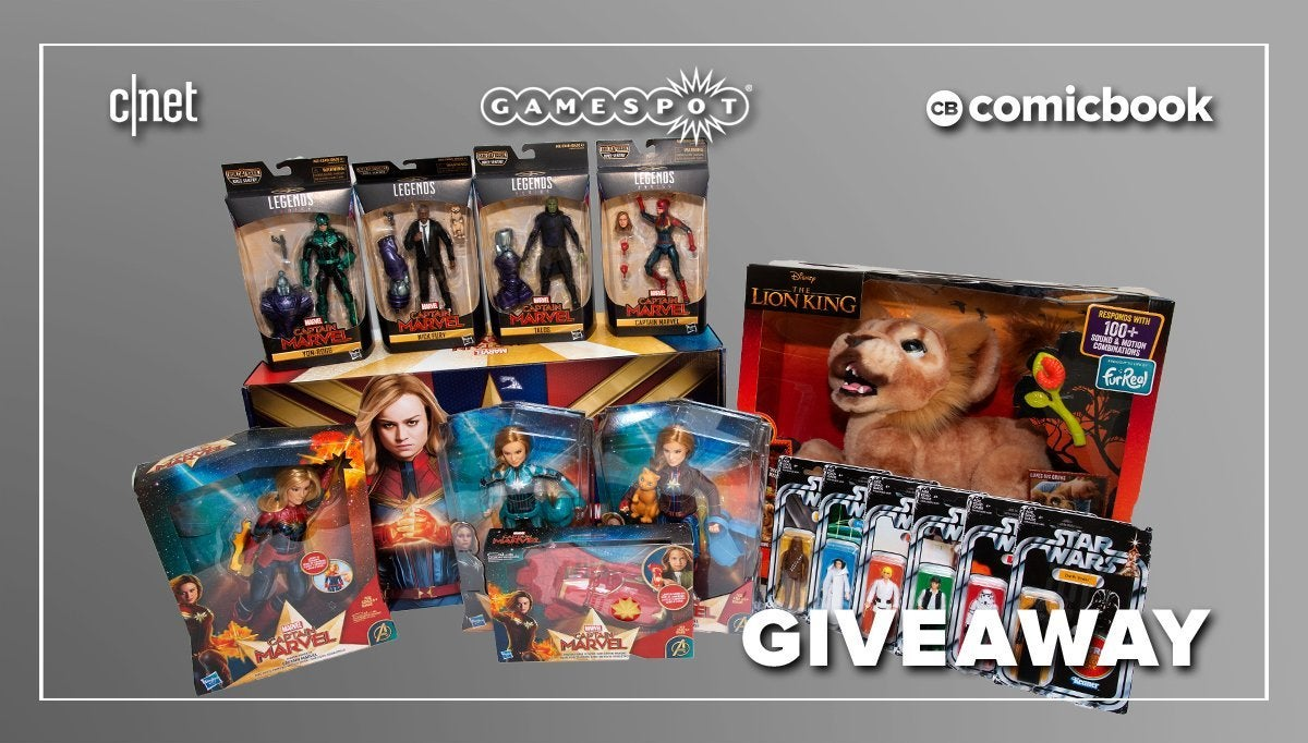 san diego comic con collectibles giveaway