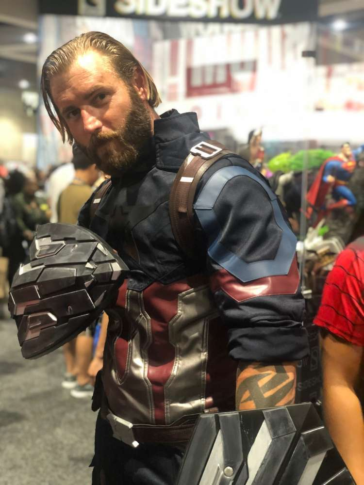 SDCC 2019 Cosplay Photos 11