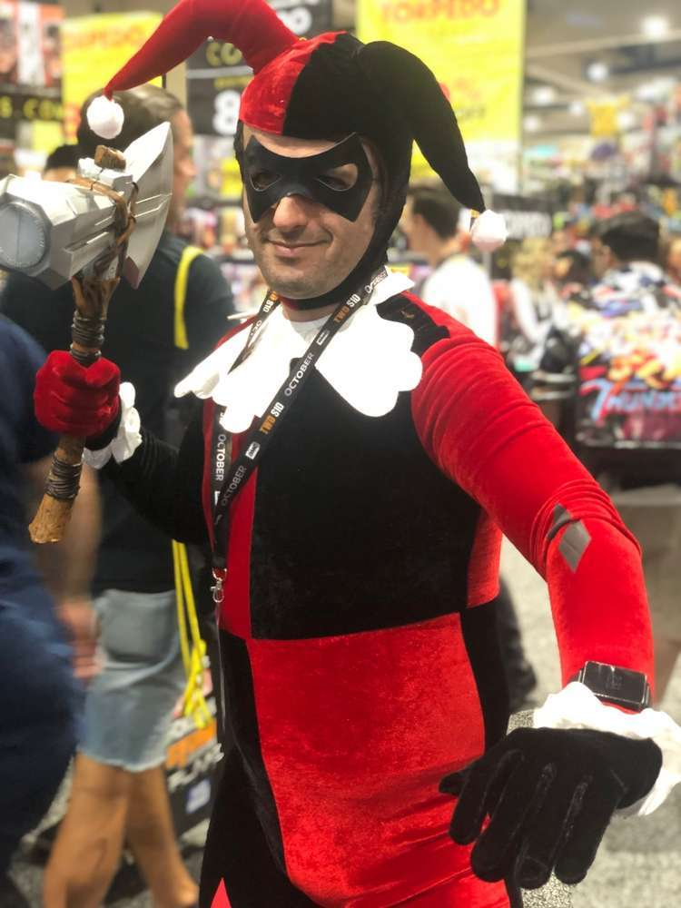 SDCC 2019 Cosplay Photos 13