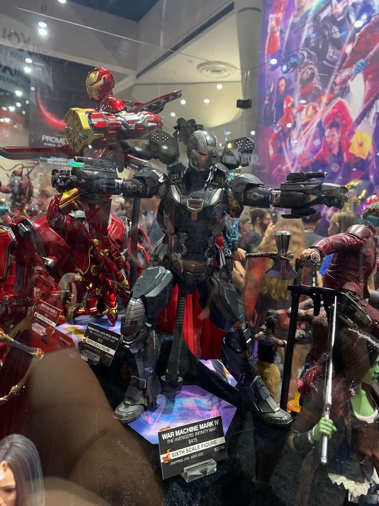 SDCC 2019 Preview Night 5749