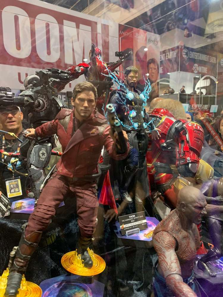 SDCC 2019 Preview Night 5751