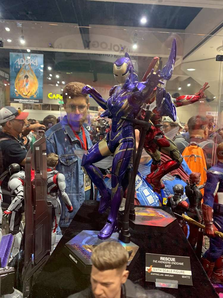 SDCC 2019 Preview Night 5753