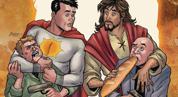 Second Coming #1 Review - Cover