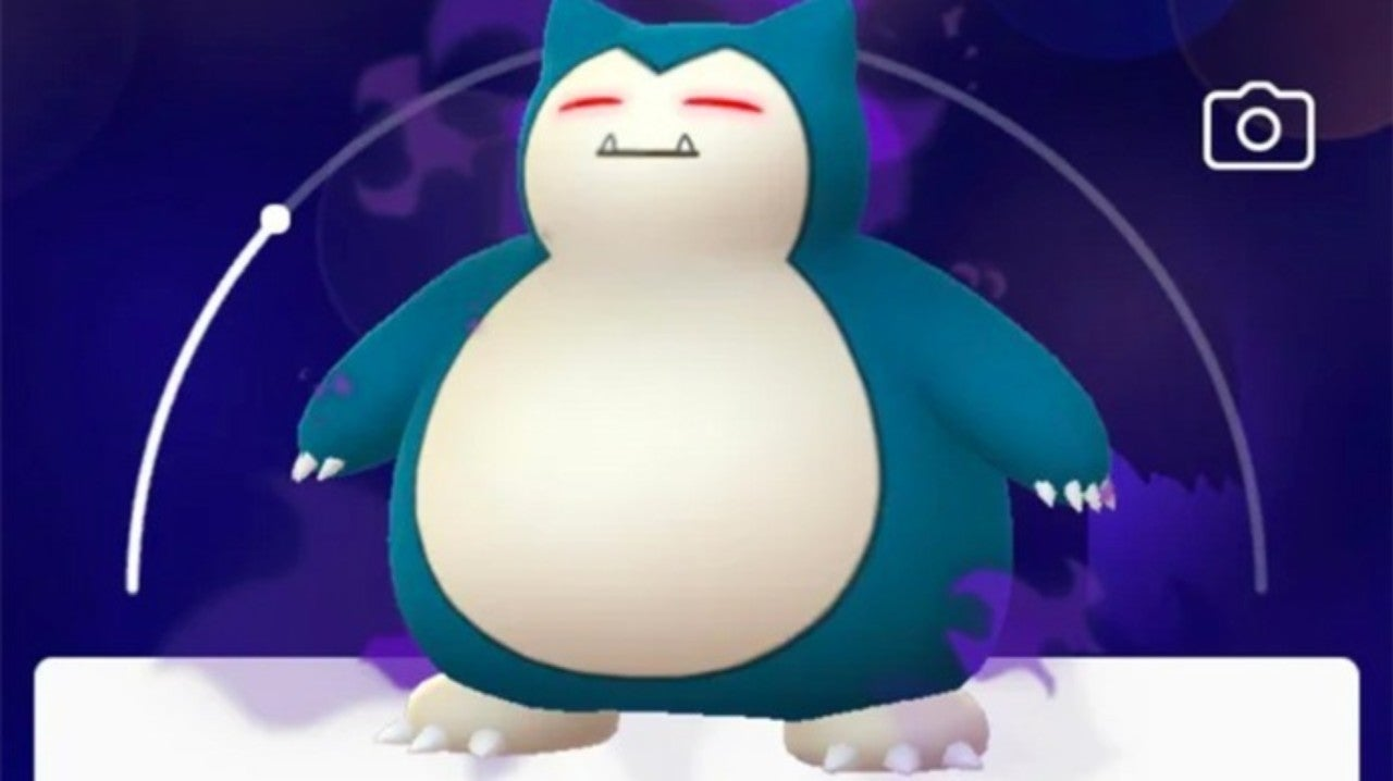 2018 Anime Pokemon go Snorlax Mudkip