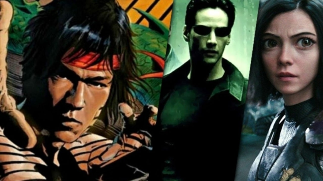 Marvel's Shang-Chi Reportedly Hires The Matrix Director of Photography