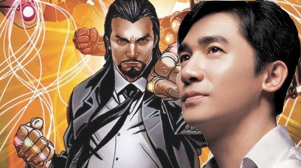 Tony Leung Melakonkan Watak Mandarin