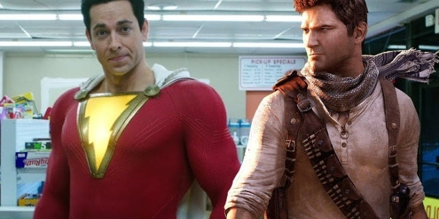 "Zachary Levi Interested in Uncharted Movie's Nathan Drake Role If Tom Holland ""Doesn't Work Out"""