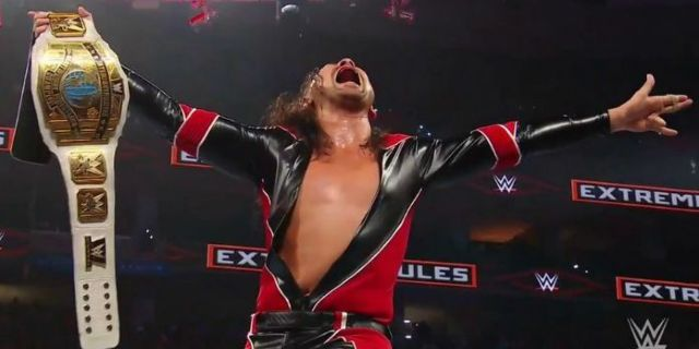 Shinsuke Nakamura Captures the Intercontinental Championship by Beating Finn Balor