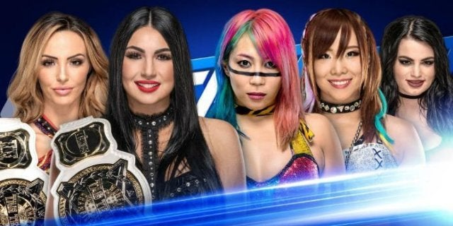 Tag Title Match, Town Hall Announced for SmackDown Live