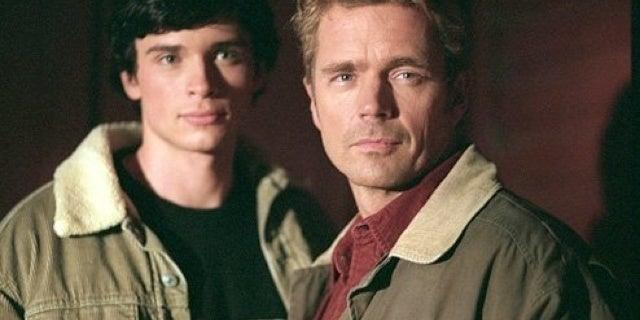 Smallville Star John Schneider Gets Married