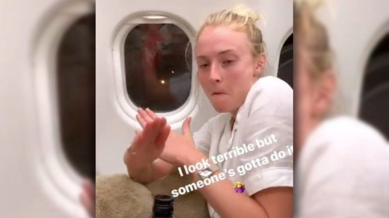 Game of Thrones Star Sophie Turner Has Had Enough of the Bottle Cap Challenge