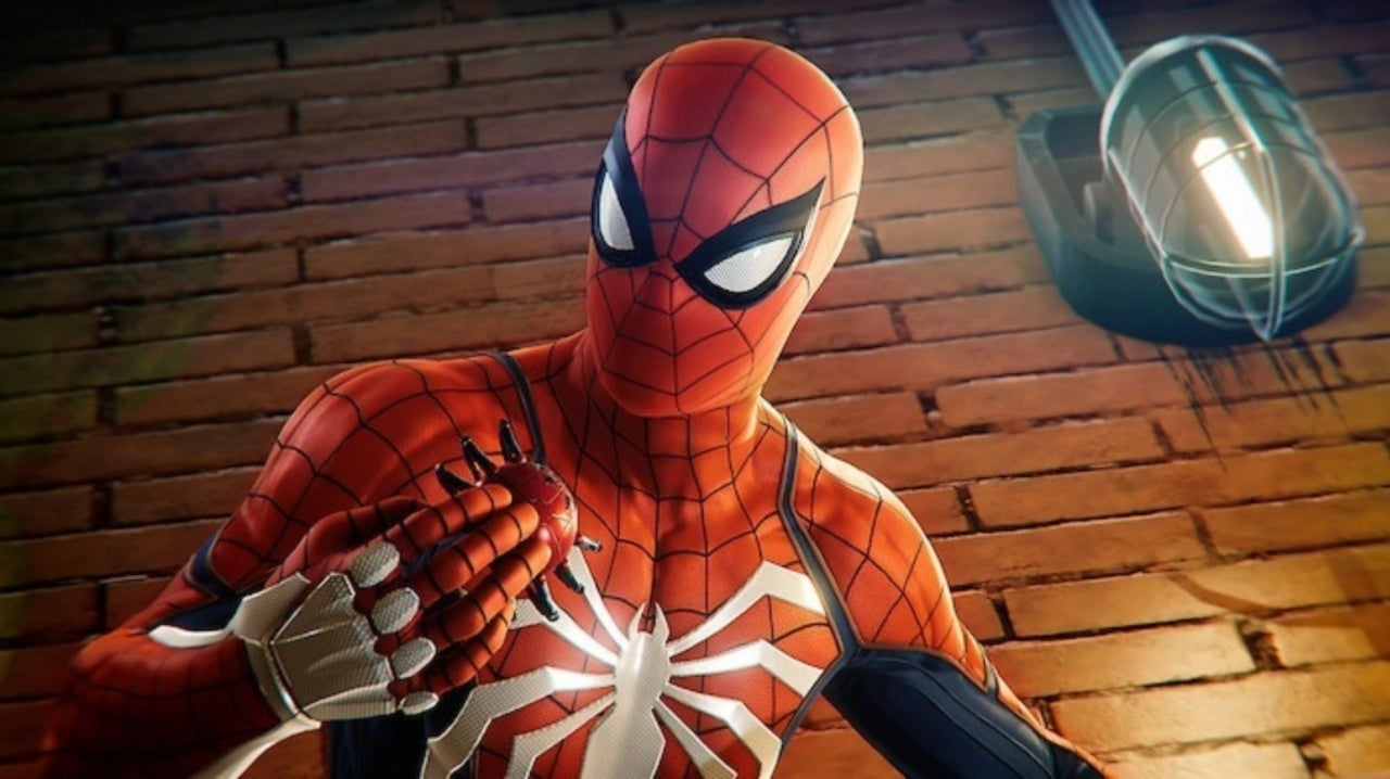 New Spider-Man PS4 Bug Is Amazing, Creepy, and Hilarious