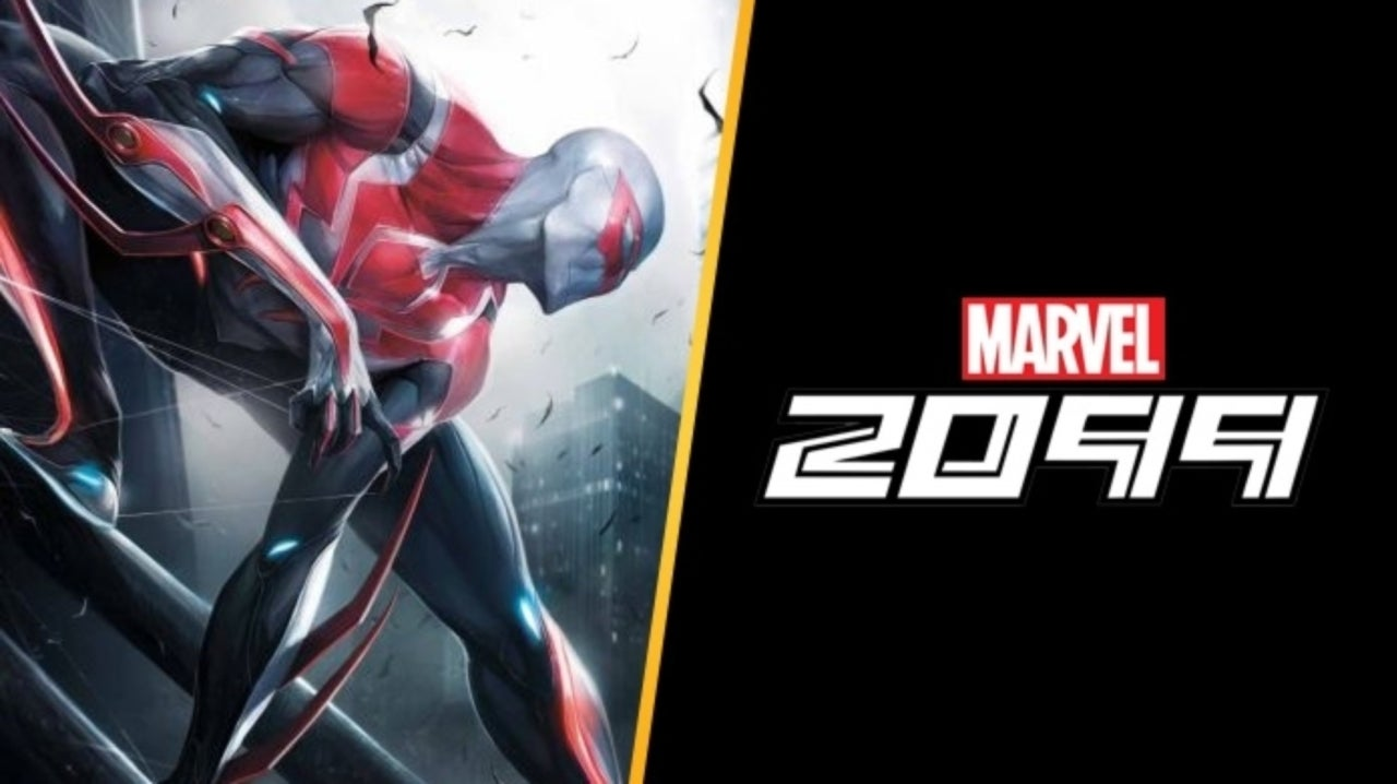 Marvel Teases the Return of 2099 Stories