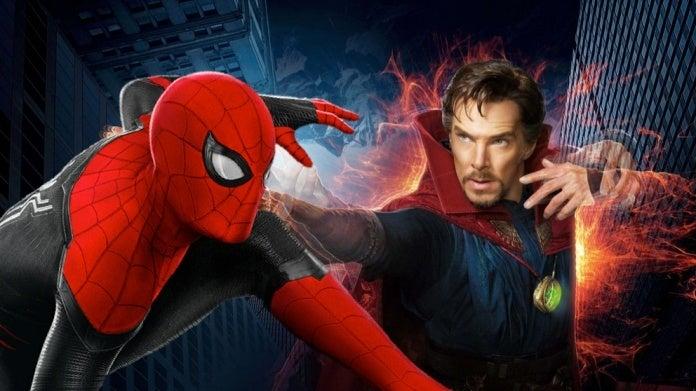 Spider-Man Doctor Strange MCU multiverse