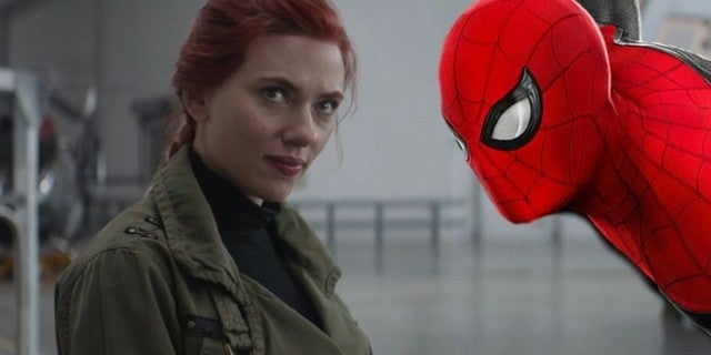 Marvel Fan Notices Black Widow Reference in Spider-Man: Far From Home