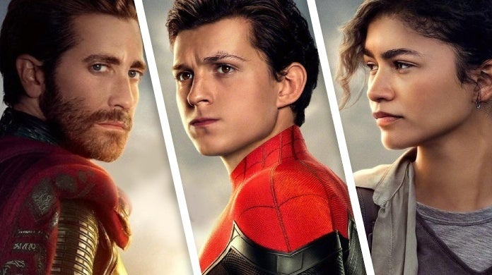 spider man far from home cast