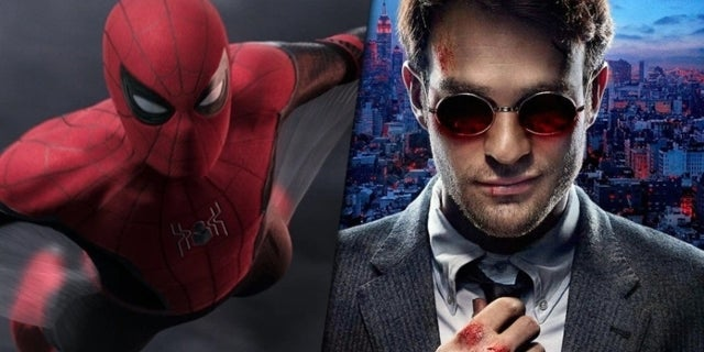 Spider-Man: Far From Home Fan Art Imagines Daredevil as Peter Parker's Lawyer