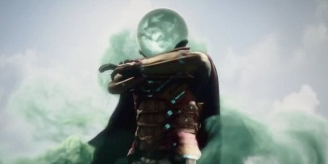 Spider-Man Far From Home Mysterio Origin Spoilers Quentin Beck MCU