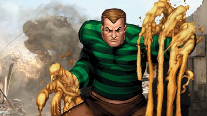 Spider-Man Far From Home Sandman comicbookcom