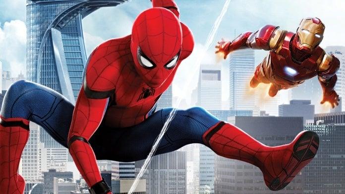 Spider-Man Iron Man MCU