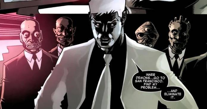 Spider-Man Villains for MCU - Mister Negative