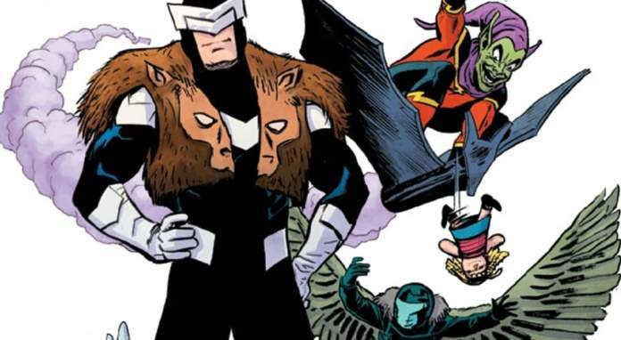 Spider-Man Villains for MCU - Sinister Six