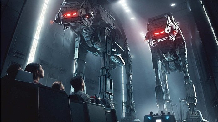 star rwars galaxy's edge rise of the resistance