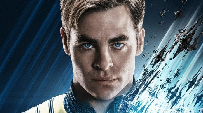 Star Trek Beyond Kirk Chris Pine