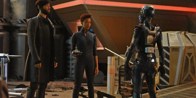 Star Trek Discovery Emmy Nominations