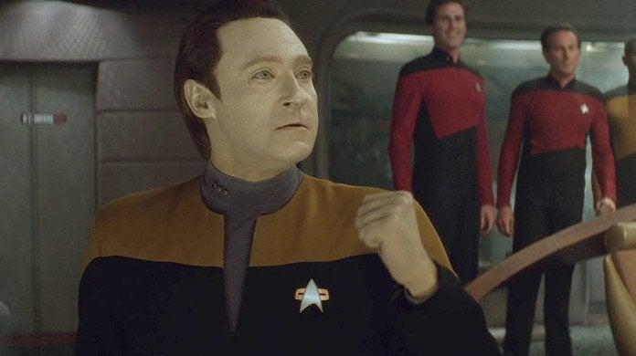 Star Trek Generations Data