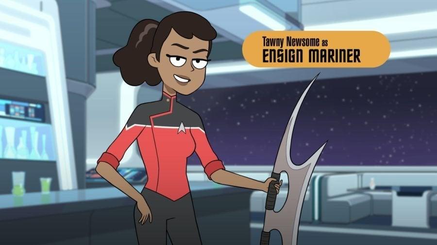 Star Trek Lower Decks 02