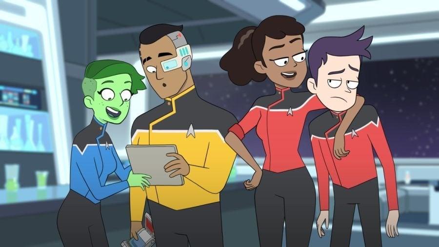 Star Trek Lower Decks 06