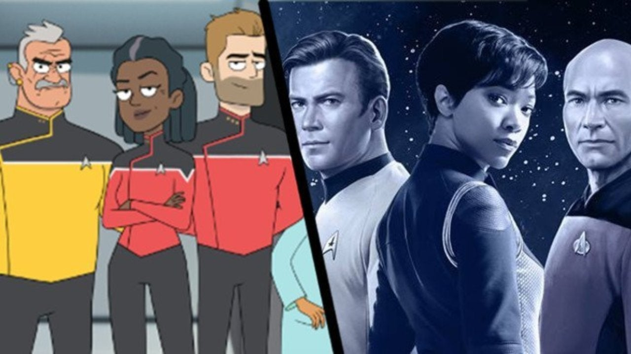 Star Trek Lower Decks Creator Reveals How The Series Fits Into Canon