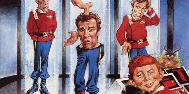 Star Trek Says Goodbye to MAD Magazine