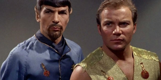 Scientists Are Really Searching for a Mirror Universe Like in Star Trek