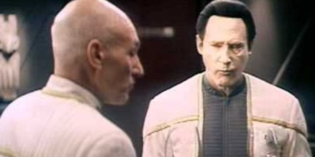 Star Trek: Nemesis Deleted Scene May Hint at What's to Come in Picard