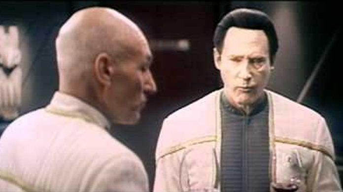 Star Trek Nemesis Deleted Scene