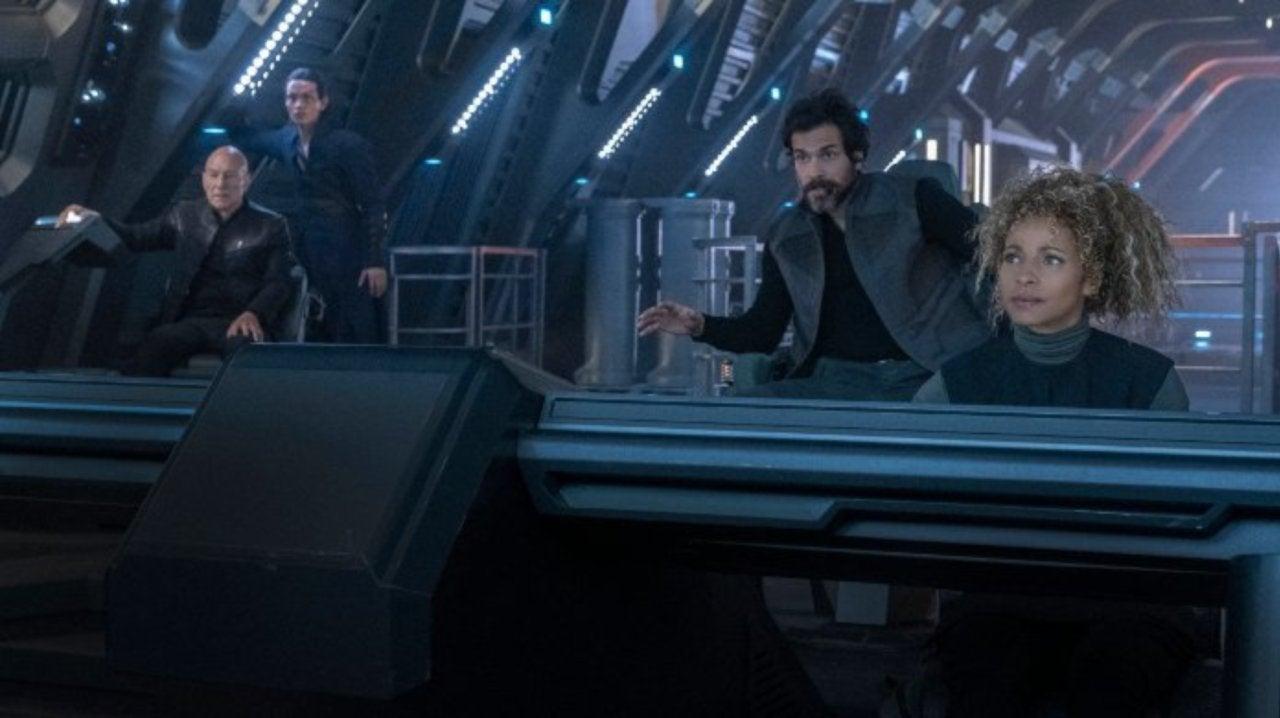 Star Trek: Picard Producers Say It's a New Kind of Star Trek Show