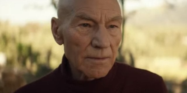 Star Trek: Picard Showrunner Explains How Patrick Stewart Helped Shape the Show's Story