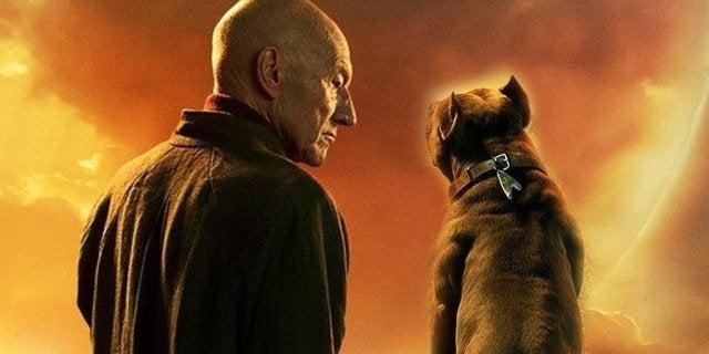 Star Trek Picard Dog