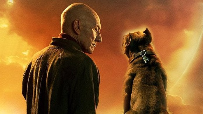 Star Trek Picard Dog